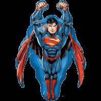 А ФИГУРА P38 Супермен летящий