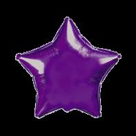 18 ЗВЕЗДА Металлик Purple (FM)