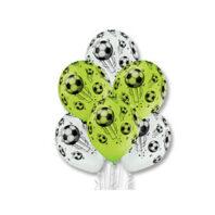 Шелкография пастель 14″ Мяч футбольный