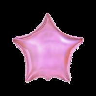 18 ЗВЕЗДА Металлик Pink