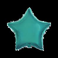 18 ЗВЕЗДА Металлик Turquoise