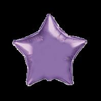 18 ЗВЕЗДА Металлик Lilac