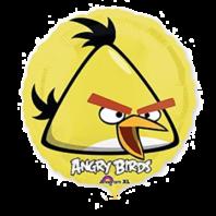 18 Angry Birds Жёлтая S60